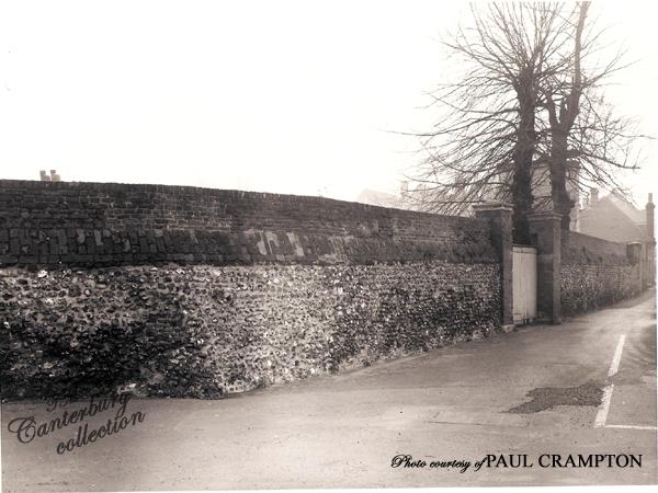 Gravel walk canterbury for 25 henry lane terrace